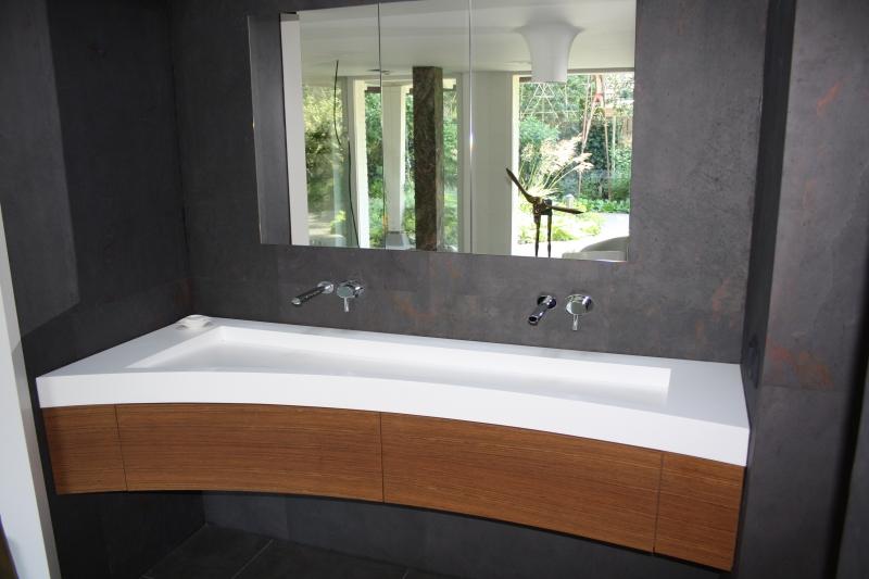 Design Wasbakken Badkamer : Badkamer, ontwerp van design maatwerk ...
