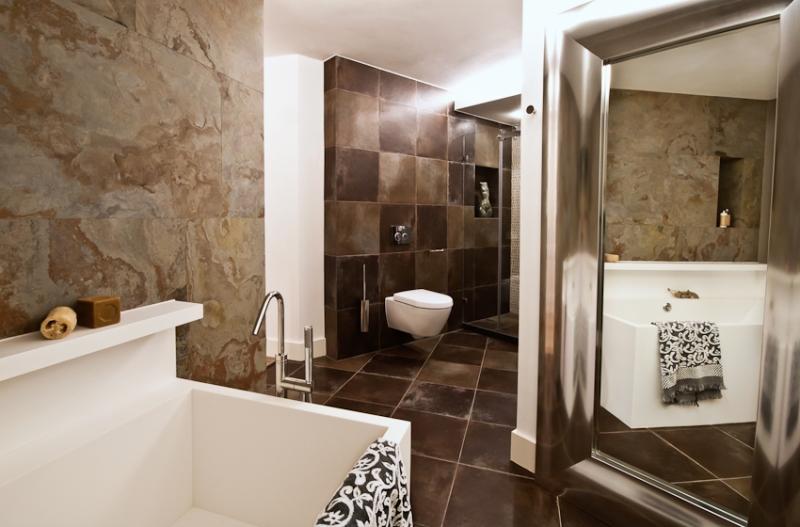 ... Badkamer Hout Design : Badkamer ontwerp van design maatwerk badkamers