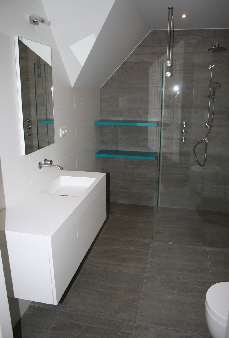 Badkamer ontwerp van design maatwerk badkamers - Badkamers ...